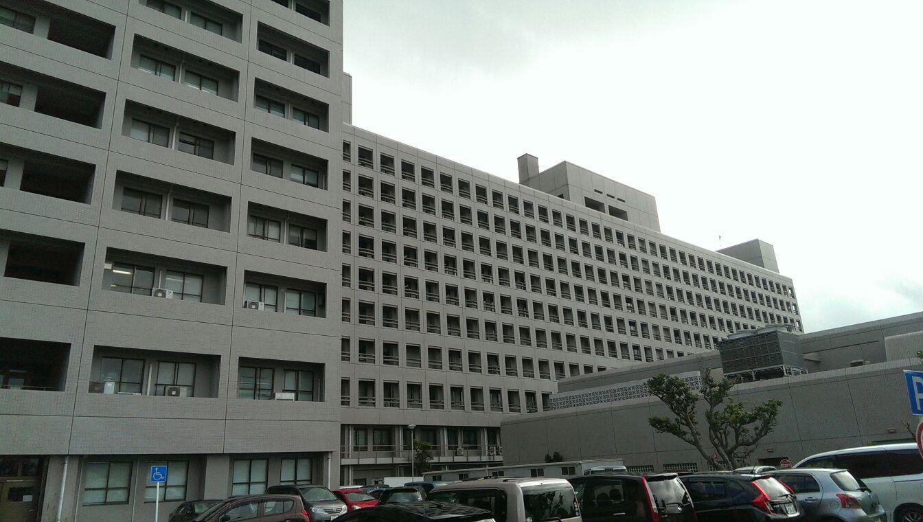 琉大病院西側病等