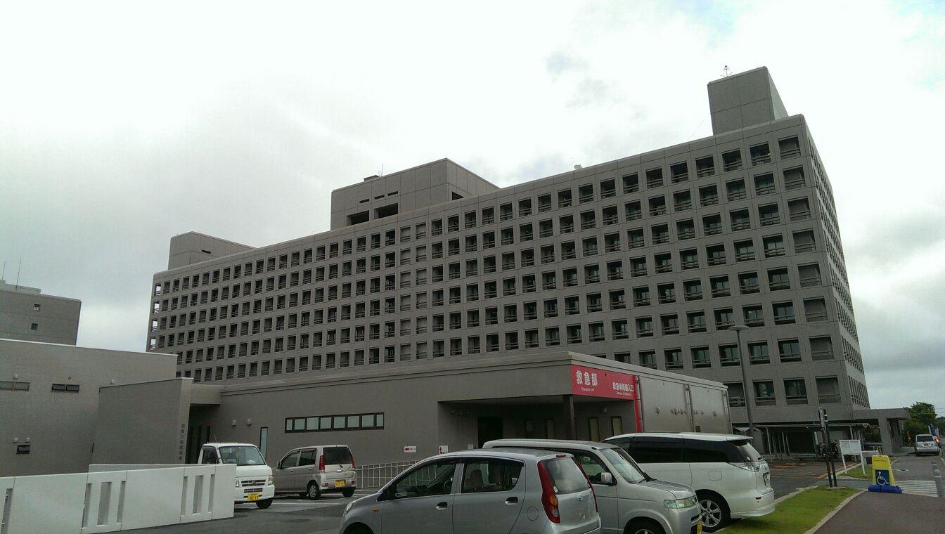 琉大病院西側病棟